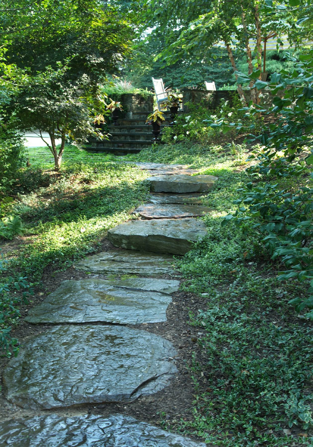 pathways steppers sisson landscapes