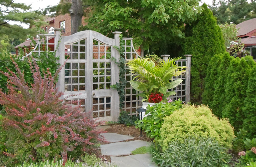 Fence Gate Design Sisson Landscapes
