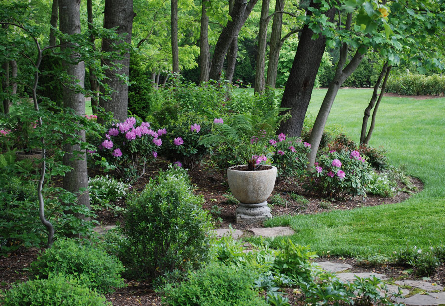 Feel free ideas for landscaping borders for Garden border design