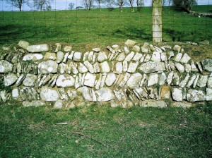 stone hedge 1 300x224 Connect to history with Dry Stone Walls